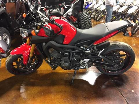 2014 Yamaha FZ-09 in Cookeville, Tennessee