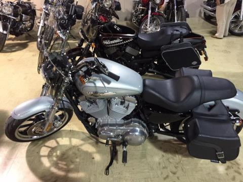 2011 Harley-Davidson Sportster® Iron 883™ in Cookeville, Tennessee