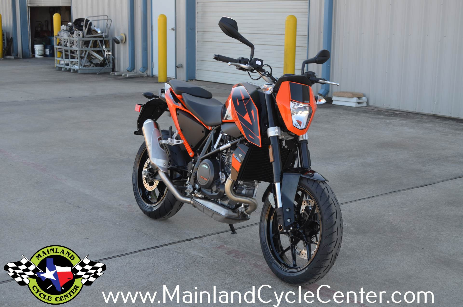 2017 KTM 690 Duke in La Marque, Texas