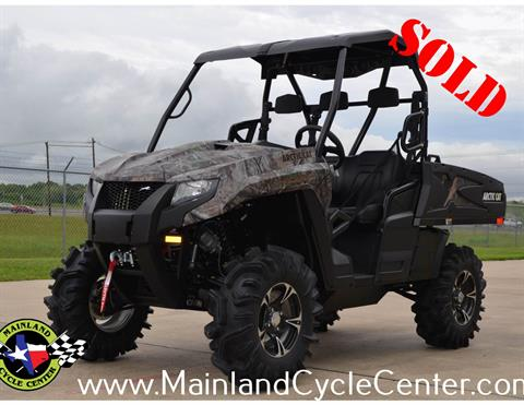 2016 Arctic Cat HDX 700 XT in La Marque, Texas