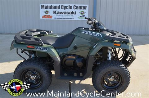 2017 Arctic Cat Alterra 400 in La Marque, Texas