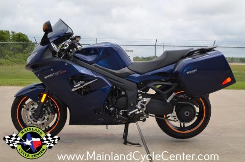 2011 Triumph Sprint GT ABS in La Marque, Texas