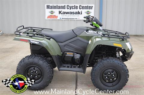2017 Arctic Cat 500 in La Marque, Texas