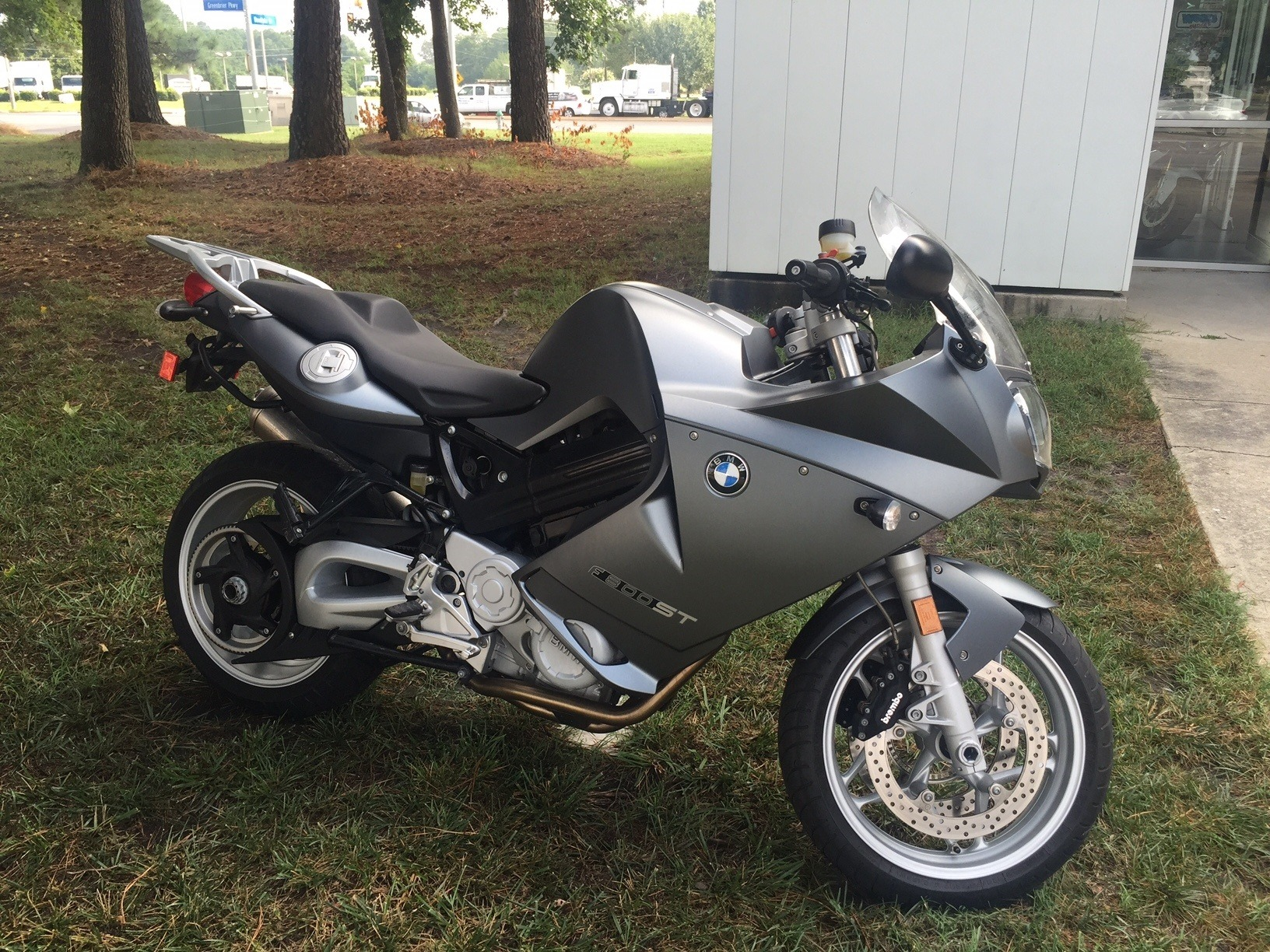 2007 BMW F 800 ST in Chesapeake, Virginia