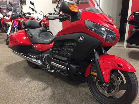 2013 Honda Gold Wing® F6B Deluxe in Mentor, Ohio