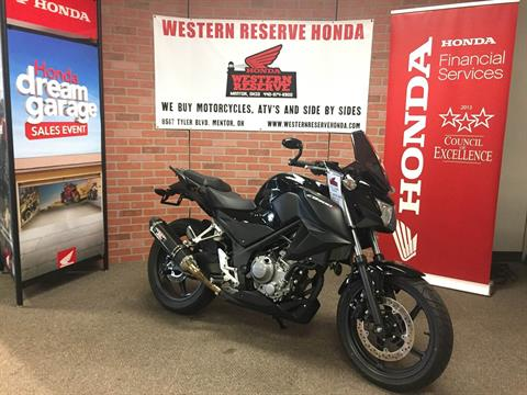 2016 Honda CB300F in Mentor, Ohio