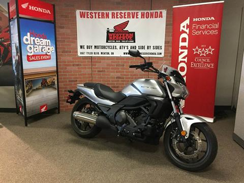 2015 Honda CTX®700N in Mentor, Ohio