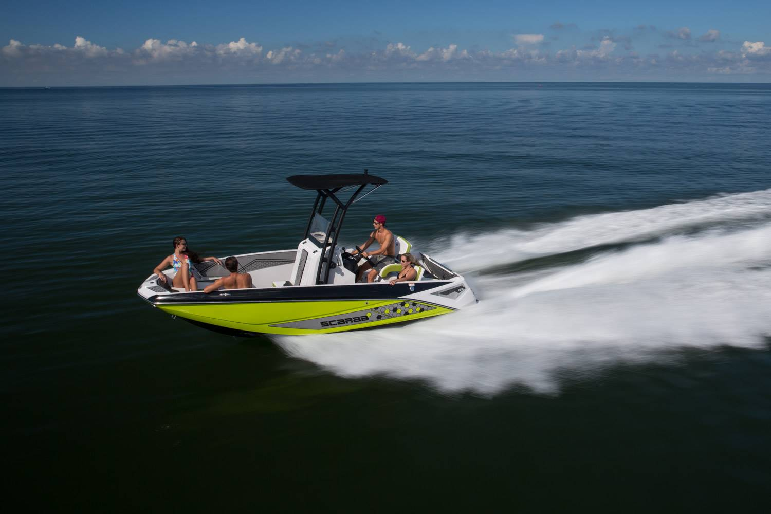 2017 Scarab 195CC open (sport) in Kenner, Louisiana