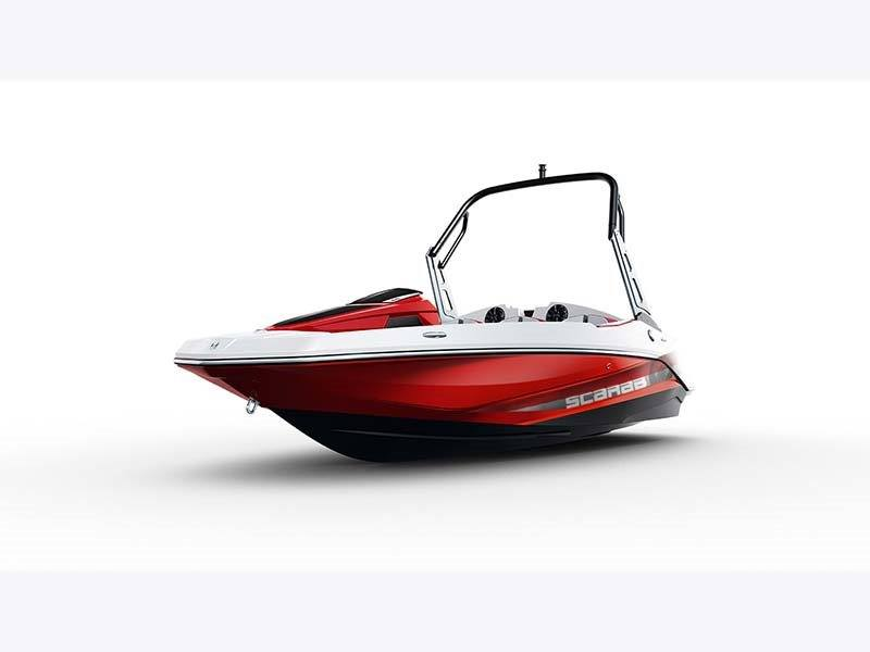 2017 Scarab 165 HO Impulse in Kenner, Louisiana