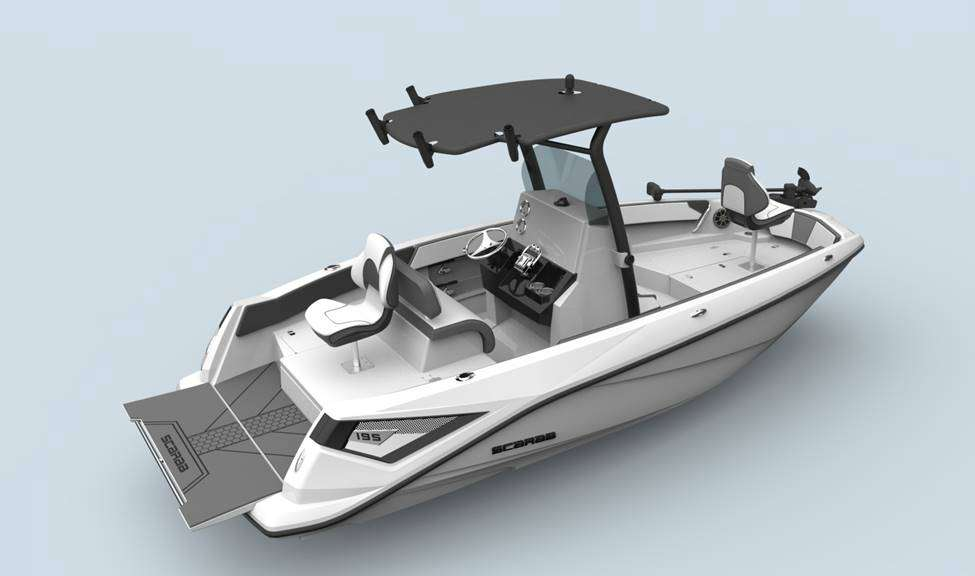 New 2017 scarab 195cc open fish watercraft in kenner la for Scarab 195 open fish