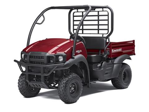 2017 Kawasaki Mule SX in Kenner, Louisiana