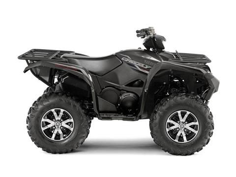 2016 Yamaha Grizzly EPS SE in Kenner, Louisiana