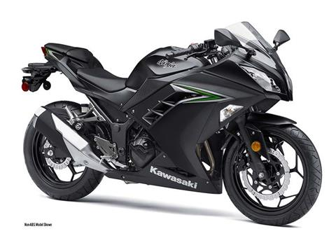 2016 Kawasaki Ninja 300 Metallic Matte Carbon Gray in Kenner, Louisiana