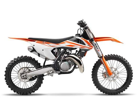 2017 KTM 150 SX in Kenner, Louisiana