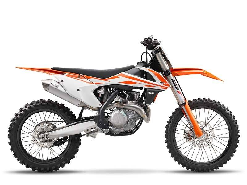 2017 KTM 450 SX-F in Kenner, Louisiana