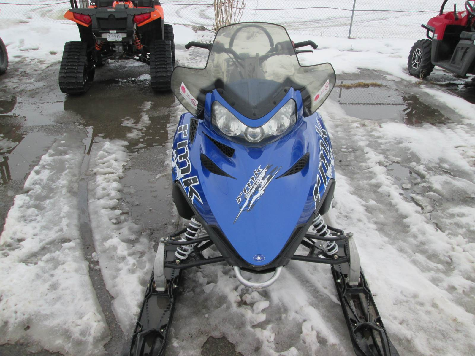2010 Polaris 800 RMK 155 in Billings, Montana