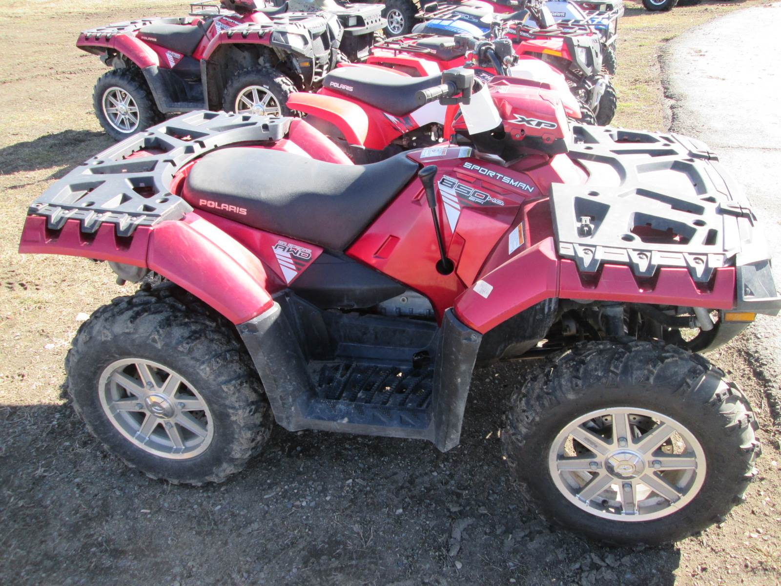 2014 Polaris Sportsman 850 EPS in Billings, Montana