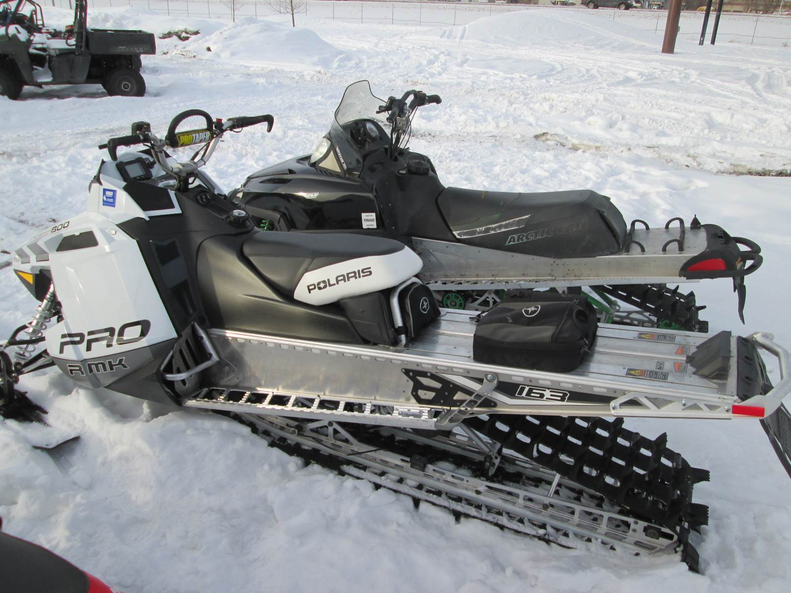 2013 Polaris 800 Pro RMK 163 in Billings, Montana