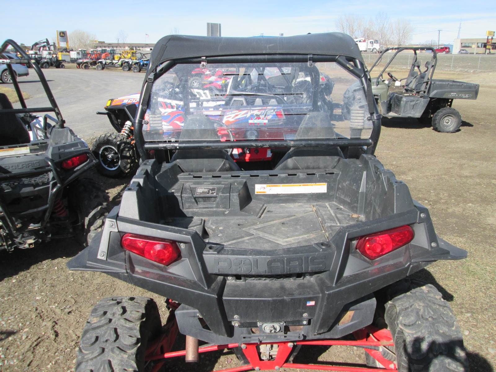 2011 Polaris RZR 900 XP in Billings, Montana