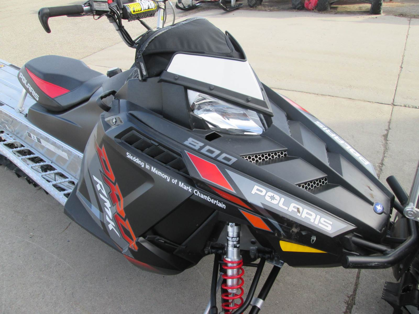 2015 Polaris 800 Pro RMK 163 in Billings, Montana