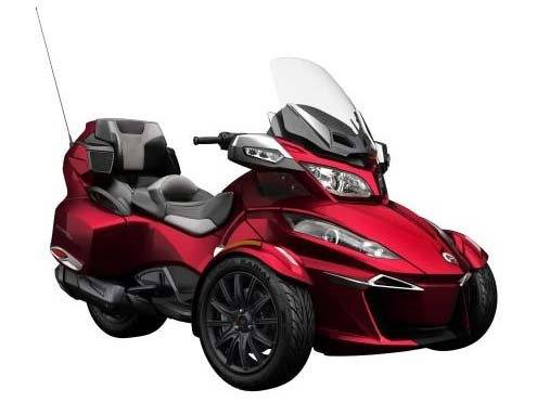 2016 Can-Am Spyder RT-S SE6 in Wilkes Barre, Pennsylvania