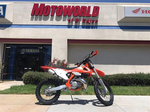 2018 KTM 250 XC in EL Cajon, California