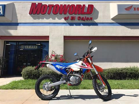 2018 KTM 450 EXC-F Six Days in EL Cajon, California