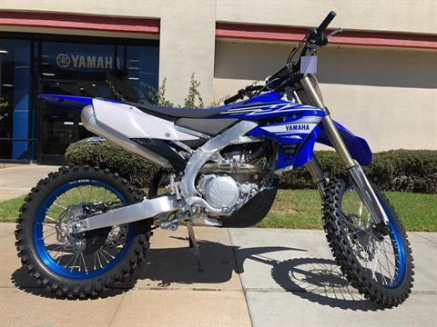 2019 Yamaha YZ450FX in EL Cajon, California