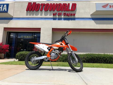 2018 KTM 350 XC-F in EL Cajon, California