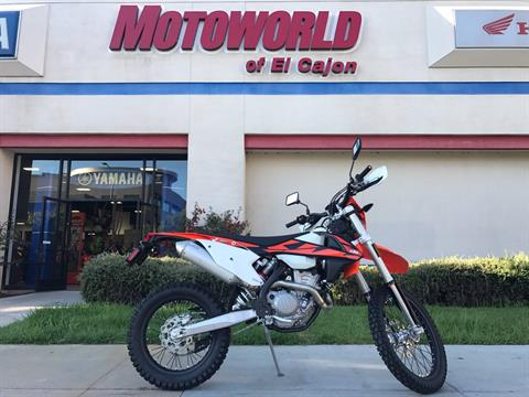 2018 KTM 350 EXC-F in EL Cajon, California