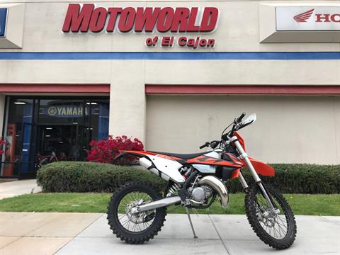 2018 KTM 150 XC-W in EL Cajon, California
