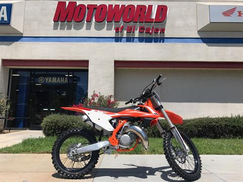 2018 KTM 150 SX in EL Cajon, California