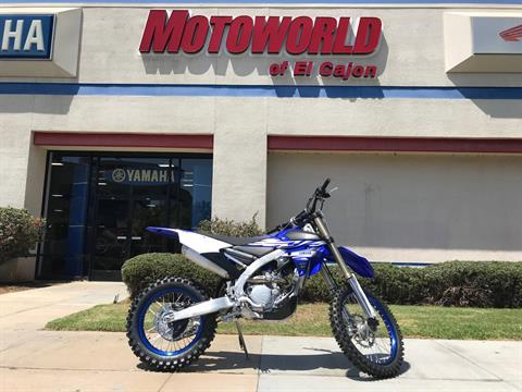 2019 Yamaha YZ250FX in EL Cajon, California