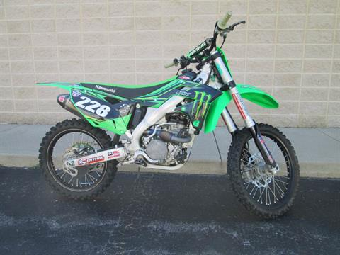2015 Kawasaki KX™250F in Fort Wayne, Indiana