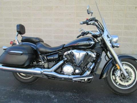 2014 Yamaha V Star 1300 Tourer in Fort Wayne, Indiana