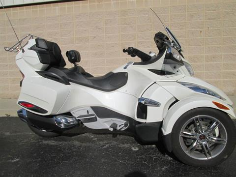 2012 Can-Am Spyder® RT Limited in Fort Wayne, Indiana