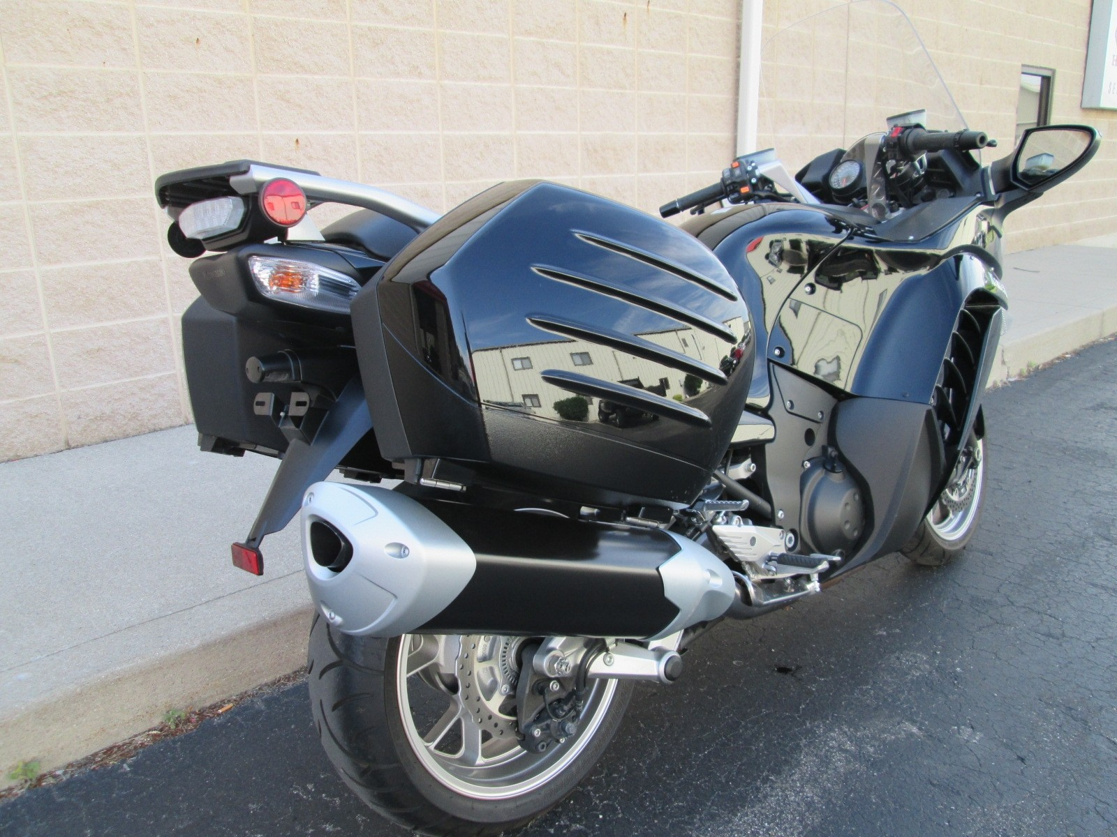 2011 Kawasaki Concours™ 14 ABS in Fort Wayne, Indiana