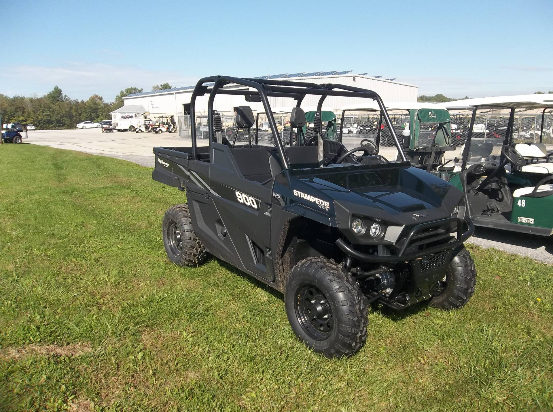 2017 Bad Boy Buggies STAMPEDE EPS in New Oxford, Pennsylvania