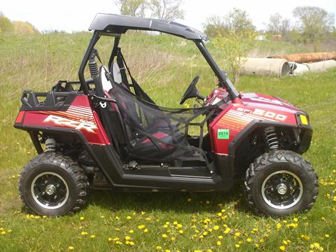 2013 Polaris RZR® 800 LE in Mukwonago, Wisconsin