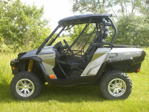 2012 Can-Am Commander™ 1000 XT in Mukwonago, Wisconsin