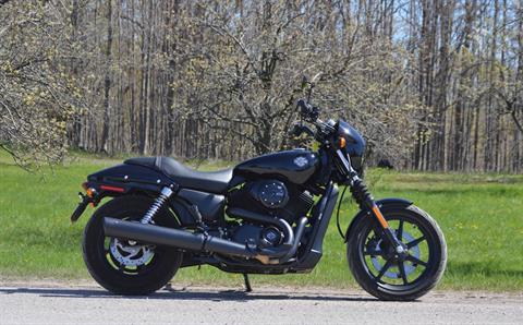 2015 Harley-Davidson Street™ 500 in Traverse City, Michigan