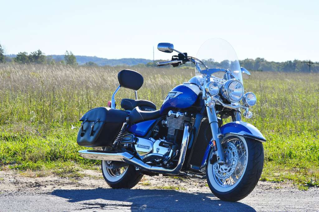 2014 Triumph Thunderbird LT in Traverse City, Michigan