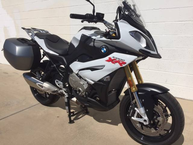 2016 BMW S 1000 XR in Tucson, Arizona