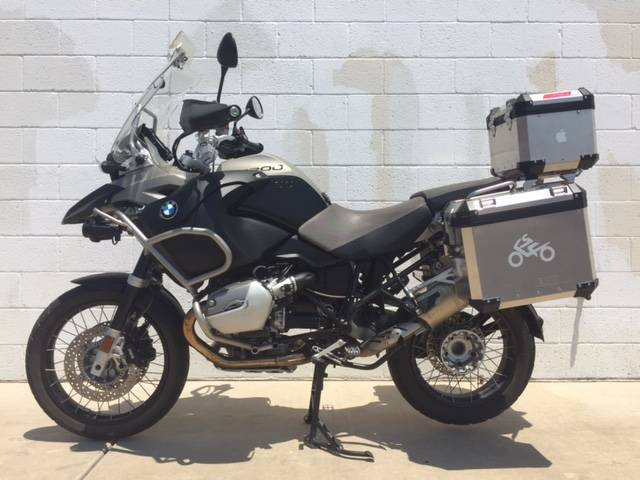 2009 BMW R 1200 GS Adventure in Tucson, Arizona