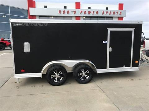 2017 Featherlite Trailers 1650-7614 LO PROFILE in Roca, Nebraska