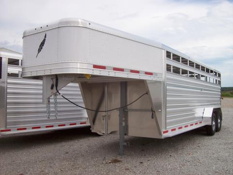 2017 Featherlite Trailers 8117-6720 in Roca, Nebraska