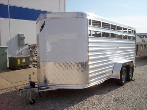 2017 Featherlite Trailers 8107-6716 in Roca, Nebraska