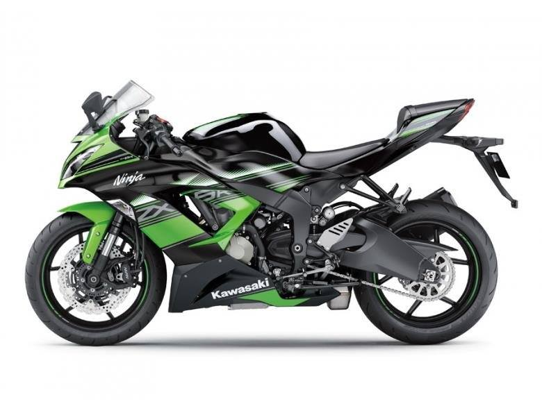 2016 Kawasaki Ninja ZX-6R KRT in Weirton, West Virginia