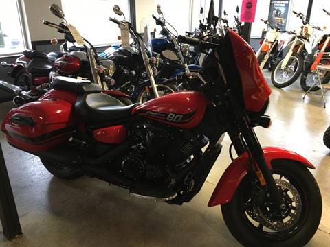 2016 Yamaha V Star 1300 Deluxe in Weirton, West Virginia