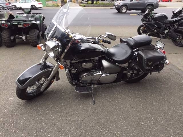 2005 Suzuki Boulevard C50 in Bellevue, Washington